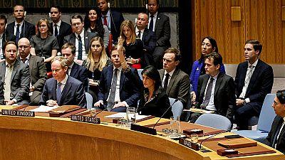 Jérusalem, l'Assemblée générale de l'ONU rejette la décision de Washington[International Edition]