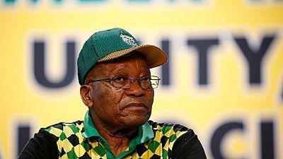 Afrique du Sud : Zuma fait appel d'une décision le forçant à une enquête sur la corruption