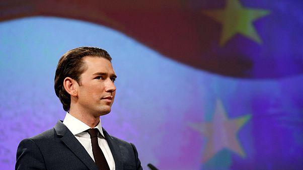 Yeni Avusturya hükümetinin AB siyasi arenasındaki yankıları sürüyor