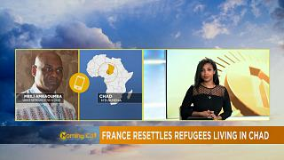 France resettles 30 Sudanese refugees from Chad [The Morning Call]
