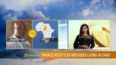 La France accueille des réfugiés soudanais venus du Tchad [The Morning Call]