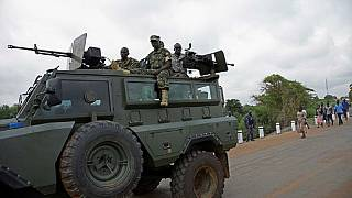 Ugandan army attacks rebel camps in eastern Congo
