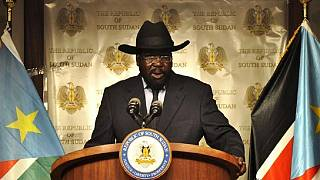 South Sudan president denies any connection to sanctioned businessman
