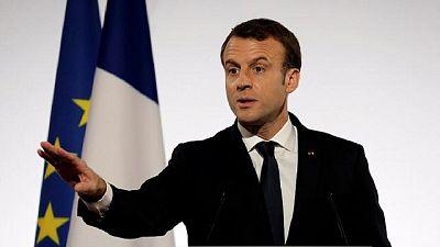 Emmanuel Macron au Niger pour soutenir les troupes et un pays allié