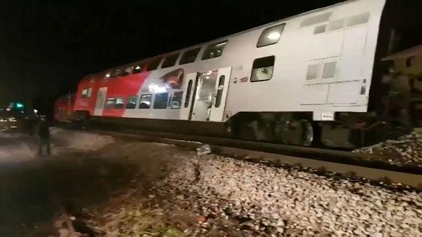 12 injured in Austria train collision