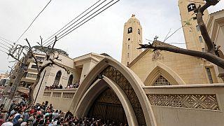 Egypte : une église copte prise d'assaut par des musulmans