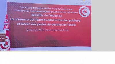 Tunisie : l'accès aux femmes à des postes décisifs