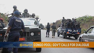 Signature d'un accord de paix dans le Pool — Congo-Brazzaville