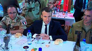 La France va aider le Niger à scolariser plus de jeunes filles (Macron)