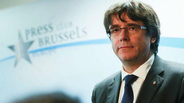 """Puigdemont: """"Voglio tornare da Presidente Catalano"""""""
