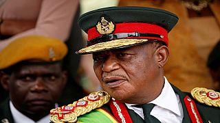 Zimbabwe's Mnangagwa appoints former army boss as party deputy leader