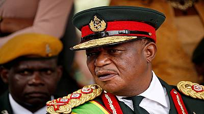 Zimbabwe's Mnangagwa appoints former army boss as party deputy leader