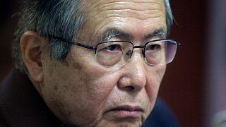 Peru: Ex-Präsident Fujimori unter Lebensgefahr ins Krankenhaus verlegt