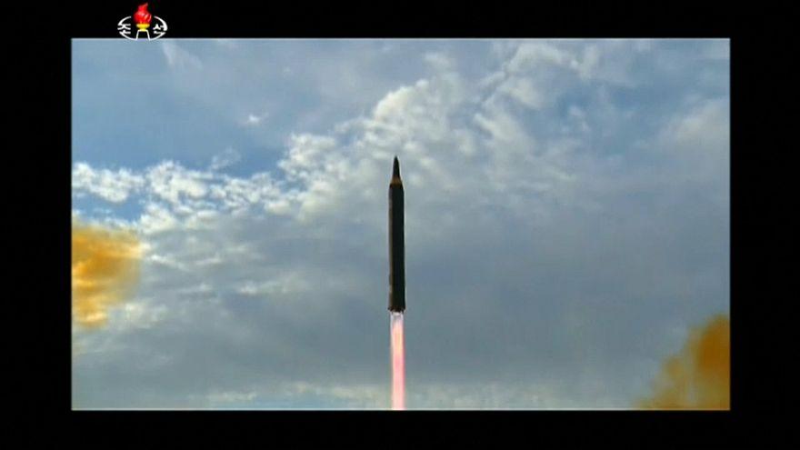"""Sanctions de l'ONU : un """"acte de guerre"""" pour Pyongyang"""