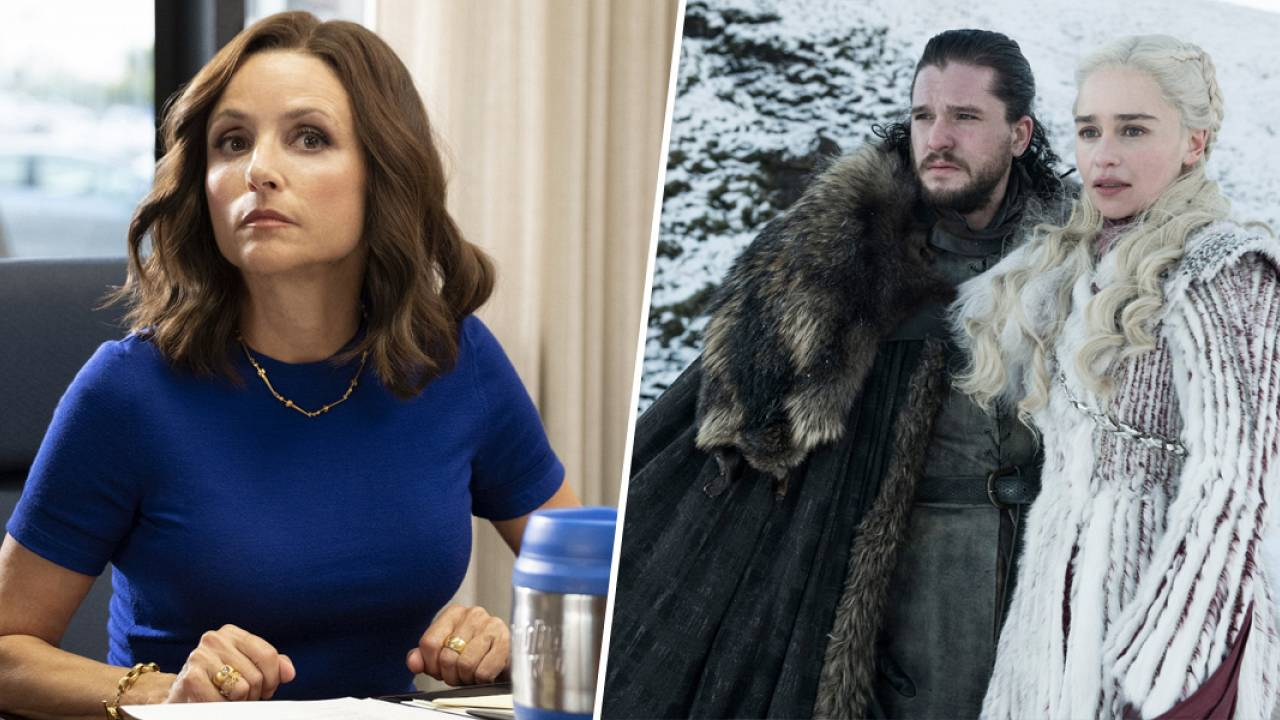 'Game of Thrones' and 'Veep,' two shows that recently wrapped up their runs