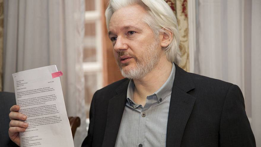 Vom mysteriösen Verschwinden von Julian Assange auf Twitter am 24.12.