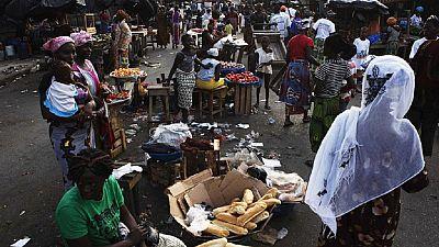 Côte d'Ivoire : un nouvel incendie ravage le marché central de Yamoussoukro
