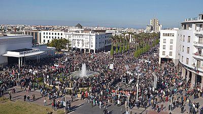 Maroc : manifestation de masse après deux décès dans une mine désaffectée