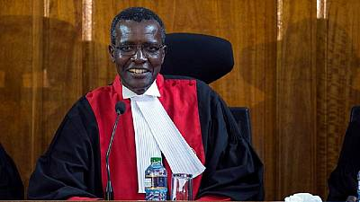 [Nominee] Personality of the year: Kenya CJ for historic poll petition