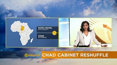 Tchad : Remaniement ministériel [The Morning Call]