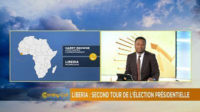 Liberia : Second tour de la présidentielle [The Morning Call]