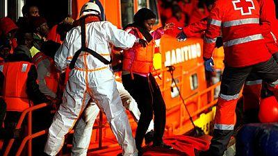 Immigration : 255 personnes secourues en Méditerranée