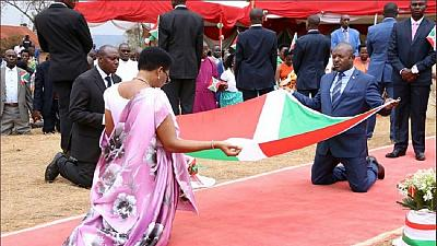 Burundi's Pierre Nkurunziza organises week long national prayers