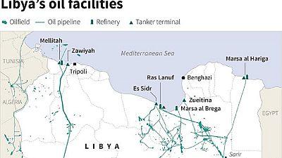 Libye : une explosion sur un oléoduc provoque une baisse de la production (compagnie)