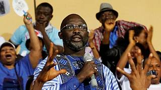 'We are on the verge of making history' – Weah assures supporters