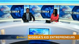 Nigeria's kid entrepreneurs [The Morning Call]