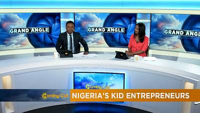 Nigeria's kid entrepreneurs [The Morning Call]