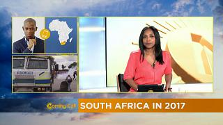 'South Africa has experienced annual average decline over 10 years'- Ibrahim Index [The Morning Call]