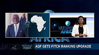 AGF gets fitch ranking upgrade [Business Africa]