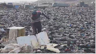 Ghana: donner une seconde vie aux ordures pour mieux vivre