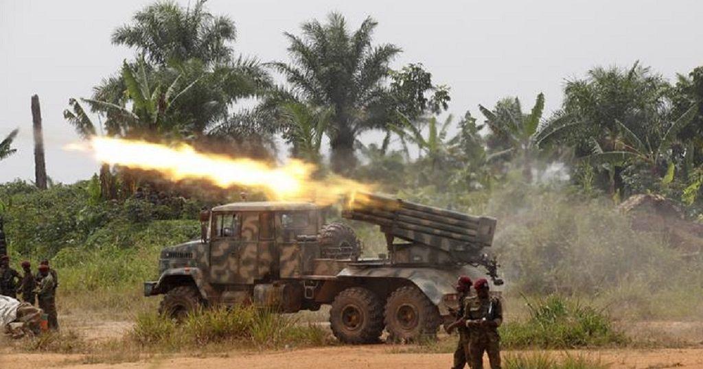 Ugandan army kills 100 ADF rebels in DR Congo | Africanews