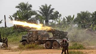 Ugandan army kills 100 ADF rebels in DR Congo