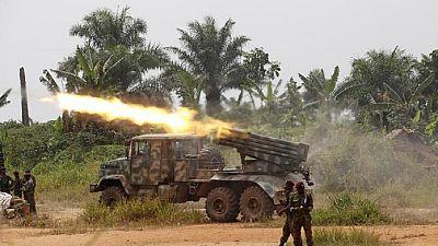 Ugandan army kills 100 ADF rebels in DR Congo