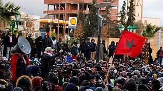 Maroc : nouvelle manifestation dans l'ancienne ville minière de Jerada