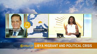 Libya migrant and political crisis [The Morning Call]