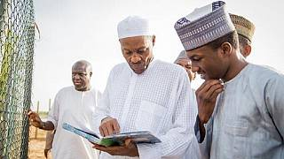 Buhari's son flown abroad after horrific bike accident