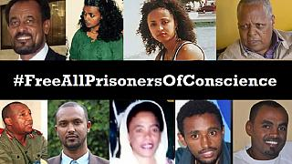Ethiopia activists stage online campaign for 'Prisoners of Conscience'