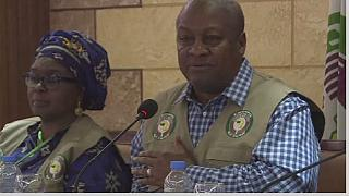 ECOWAS mission satisfied with conduct of Liberia's run-off poll