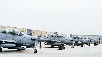 Nigerian Air Force Says US Agrees to Sell Fighter Planes to Nigeria