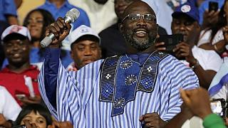 George Weah wins Liberia presidential run-off with 61.5% (provisional results)