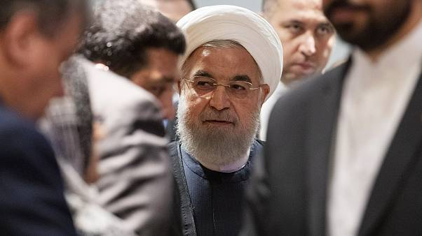 Image: Hassan Rouhani