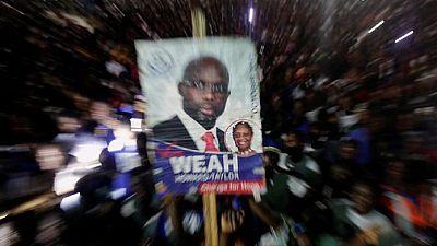 Kenya's Kenyatta, Burundi's Nkurunziza congratulate Weah