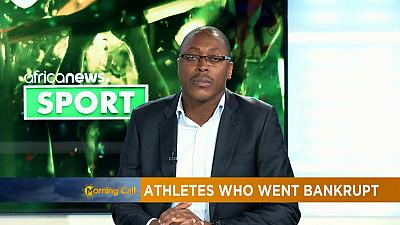 Athletes who went bankrupt