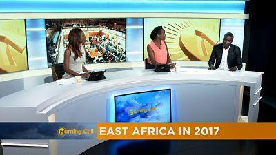 Les évènements politiques marquants de l'année 2017 en Afrique de l'est [TheMorning Call]