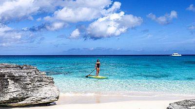 Half a day in Turks & Caicos