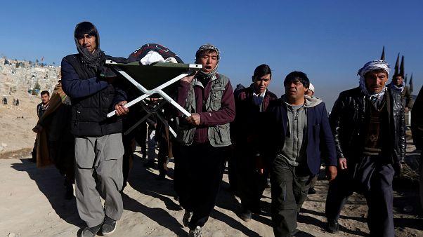 Beisetzungen nach Kabuler Anschlag